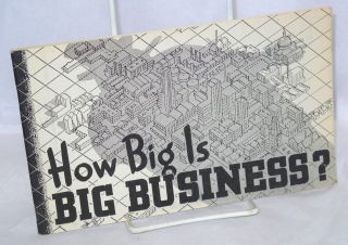 How big is big business?