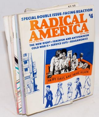 Radical America: Vol. 15, (1981), No. 1-6
