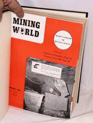 Mining world, vol. 16 (#1-13)