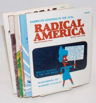 Radical America: Vol. 12, (1978), No. 1-6