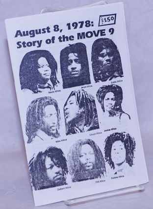 August 8, 1978: story of the MOVE 9