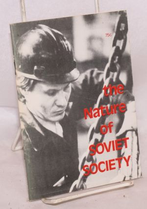 The nature of Soviet society