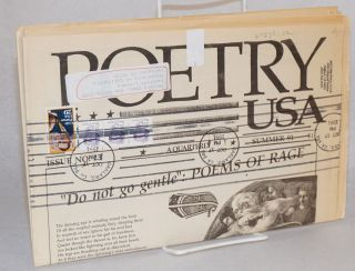 Poetry USA; a quarterly; Summer 1991 issue no. 23