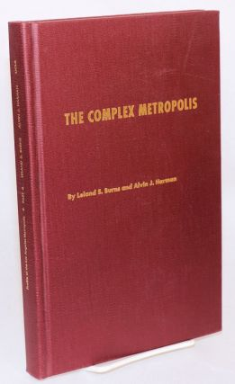 The complex metropolis; profile of Los Angeles Metropolis; its people and its homes part 6....