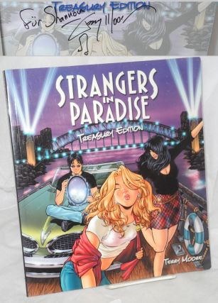 Strangers in paradise treasury edition. Terry Moore