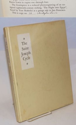 The Saint Joseph cycle. Christopher Lewis