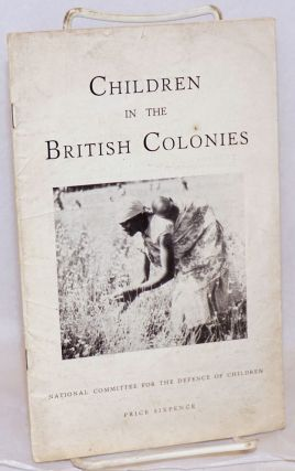 Children in the British Colonies