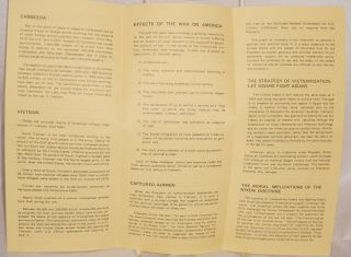 Indochina: 1971 requirements for peace