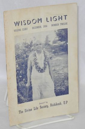 Wisdom Light.; Vol. 8, No. 12; Vol. XII, Nos. 2