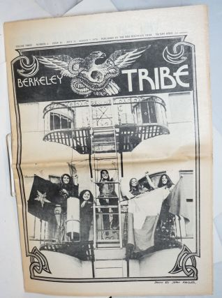Berkeley Tribe: Vol. 3, No. 4 (#56), July 31-Aug 7, 1970. Red Mountain Tribe