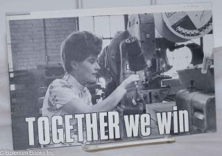 Together we win. The fight for equality on the job