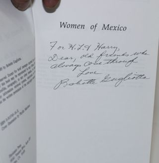 Women of Mexico; the consecrated and the commoners, 1519-1900