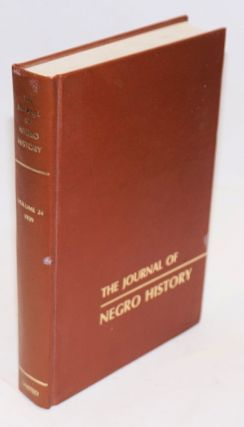The journal of Negro history; founded by Carter G. Woodson, Volume 24/1939