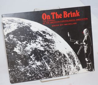 On the Brink: the journal of the American Farceological Association; Winter 1977. Tim Eagan...