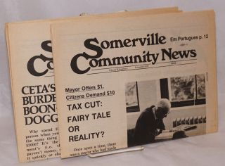 Somerville Community News. Volume II, Nos. 4 and 5 (Nov. and Dec., 1978