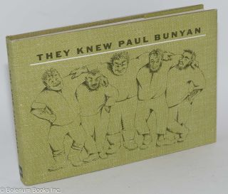 The Knew Paul Bunyan. Illustrated by Anita Eneroth. E. C. Beck