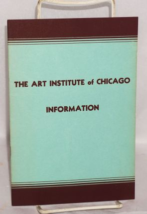 The Art Institute of Chicago information