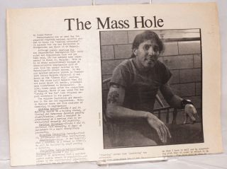 The Mass Hole. Donna Parker.