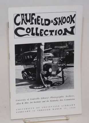 Caufield and Shook Collection; University of Louisville Library's photographic archives, Allen R....