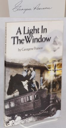 A light in the window. Georgene Pearson