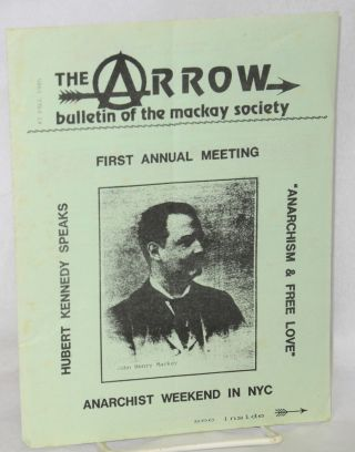 The Arrow: bulletin of the Mackay Society #2
