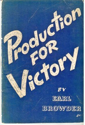 Production for victory