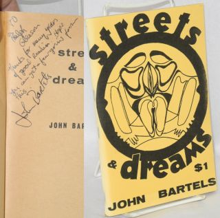 Streets and dreams. John Bartels