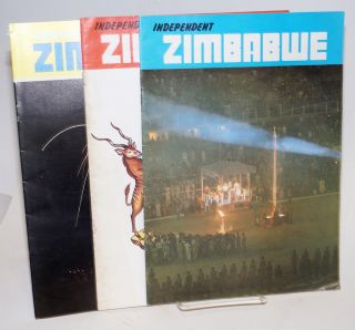 Independent Zimbabwe; 3 issues