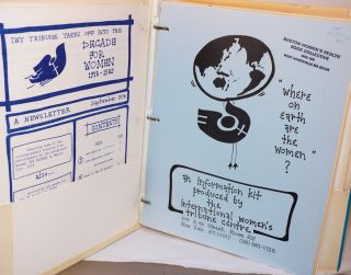 Where on earth are the women ? An information kit produced by the International Women's Tribune Centre
