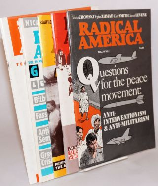 Radical America: Vol. 19, (1985), No. 1-6