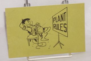Plant Rules