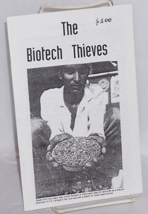 The biotech thieves. Revolutionary Communist Party