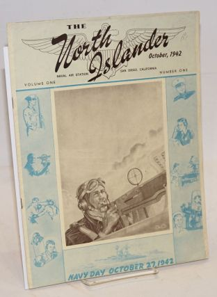 The North Islander. Vol. 1, no. 1, October, 1942. Published monthly in the interests of the...