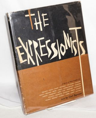 The expressionists; a survey of their graphic art