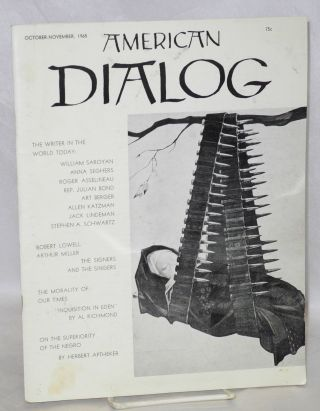 American Dialog: Oct.-Nov. 1965, vol. 2, number 3. Joseph North, ed
