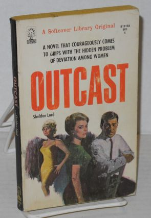 Outcast. Sheldon Lord, Lawrence Block?