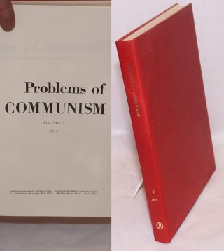 Problems of Communism.# Volume V (1956