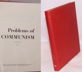 Problems of Communism.# Volume IV (1955