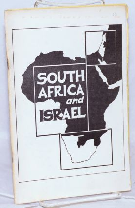 South Africa and Israel