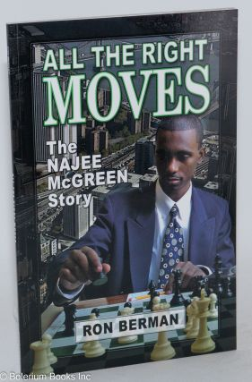 All the right moves; the Najee McGreen story. Ron Berman.