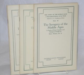 The story of the human race: a biographical history of the world (set of five volumes)