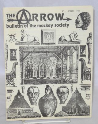 The Arrow: bulletin of the Mackay Society, #3