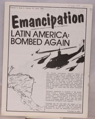 Emancipation; Vol.7, No.2, (No. 56), Apr 1984