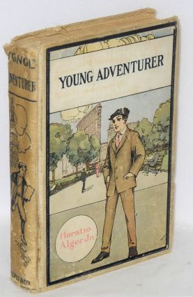 Young adventurer or Tom's trip across the plains. Horatio Alger, Jr