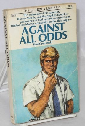 Against All Odds. Paul Gronowski, cover, Adam