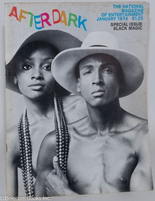 After Dark: the national magazine of entertainment vol. 6, #9, January 1974; special issue: Black...