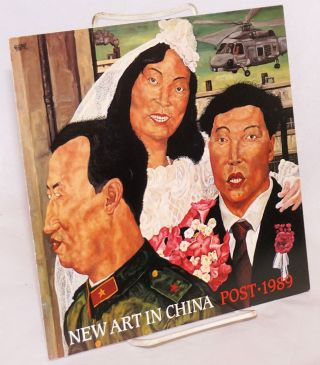 New art in China; post - 1989. Nicholas Jose