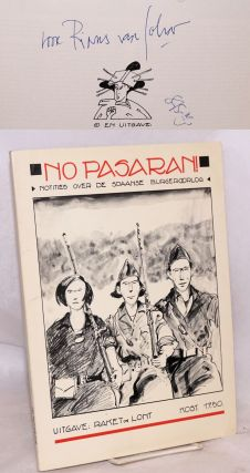 No pasaran! Notities over de Spaanse Burgeroorlog