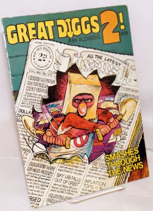 Great Diggs 2 smashes through the news; [cover title]; Great Diggs II, a cartoonist's view of...