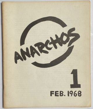 Anarchos, no. 1, Feb., 1968